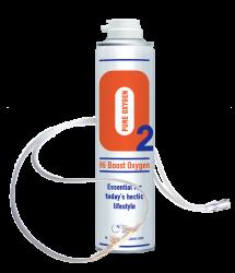 1 X O2 10 Litre Oxygen Can Inc 1 x 1.8M Tubing & Nasal Cannula